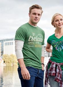 Ireland Emerald Isle Limited Edition T-Shirt