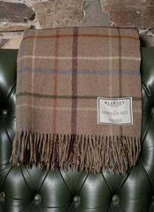 Litton Camel Lambswool Throw