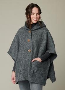 Megan Wool Cape