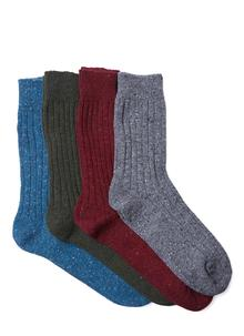 Set of 4 Men's Kerry Walking Socks