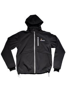 Guinness Harp Soft Shell Zip Jacket
