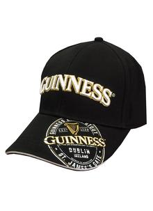 Guinness Label Baseball Cap
