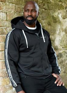 Men's Guinness Full Zip Hoodie