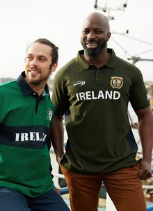 Ireland Four Province Polo Shirt