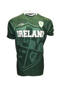 Ireland Four Provinces Sublimated Jersey