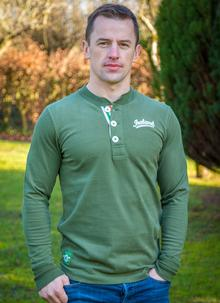 Men's Ireland Grandfather Long Sleeve T-Shirt