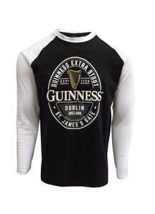 Guinness Dublin Label Long Sleeve T-Shirt