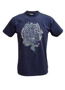 Men's Celtic Triskele & Trinity Knot T-Shirt