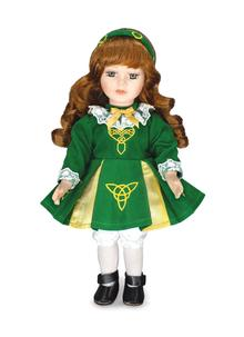 Niamh Porcelain Irish Dancer Doll