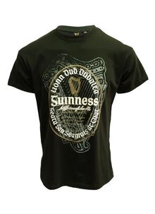Guinness Irish Label T-Shirt
