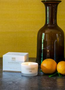 Bitter Orange, Birch Tar & Balsam Travel Candle