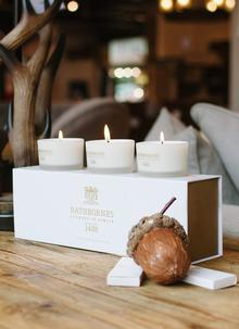 Luxury Travel Candle Gift Set