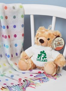 Rory Traditional Irish Sweater Bear