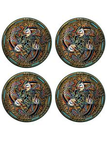 Salmon of Knowledge Coasters Set of 4