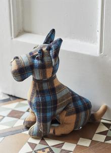 Sean the Scottie Doorstopper