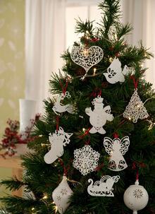 Belleek Living Collection | Irish Christmas Ornaments | Nativity ...