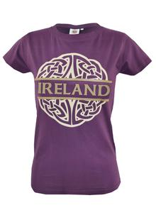 Ladies Ireland Celtic Fitted T-Shirt