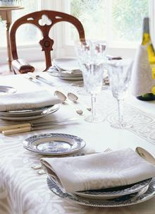 Colmcille Linen Tablecloth Part 67