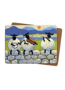 Bl-Ewe Grass Placemats Set of 4