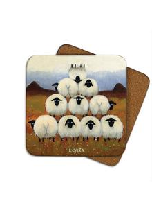 Eejits Coasters Set of 4