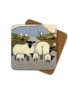 Rush Hour Coasters Set of 4
