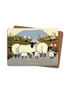 Rush Hour Placemats Set of 4