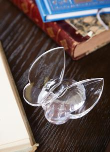 Waterford Crystal Giftology Butterfly Paperweight