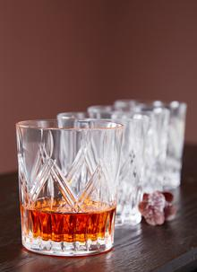 Waterford Crystal Marquis Lacey Tumbler Set of 4