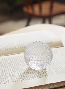 Waterford Crystal Golf Ball Collectible