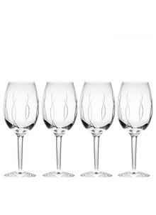 Waterford Crystal John Rocha Flow Weft Goblet (Set of 4)