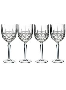 Waterford Crystal Marquis Brady Goblet Set of 4