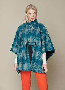 Wicklow Wool Cape