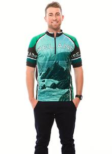 Unisex Wild Atlantic Ireland Cycling Jersey