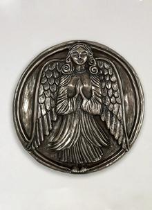 Bronze Guardian Angel