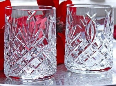 The Perfect Pair - 50% Off Our Waterford Crystal Granville Tumblers
