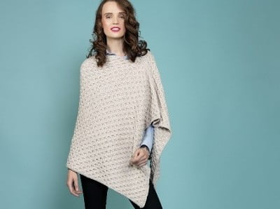 Contemporary Capes - 45% Off Our Kerry Aran Cape