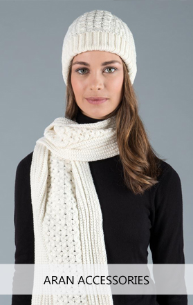 Aran Wool Accessories