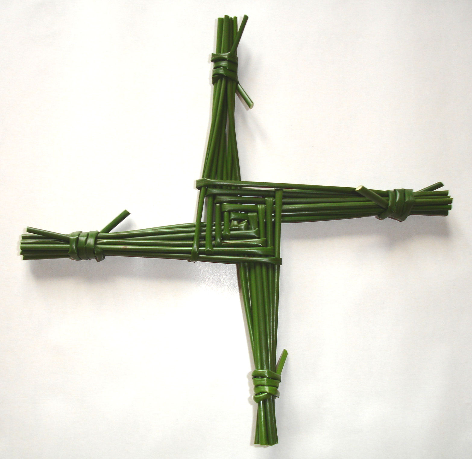 The Meaning Of St Brigids Cross