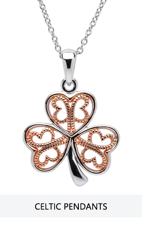 Celtic Jewelry Design Meanings