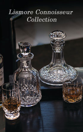 Waterford Crystal Lismore Connoisseur Collection